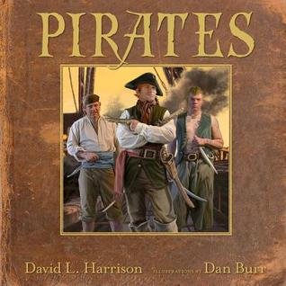 Pirates by David L. Harrison