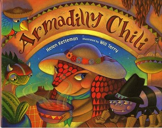 Armadilly Chili by Helen Ketteman