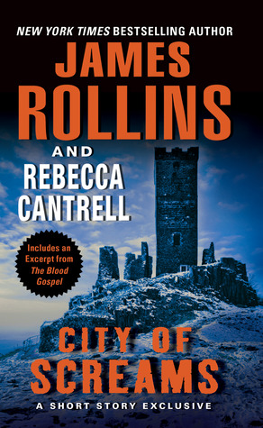 City of Screams (The Order of the Sanguines, #0.5)