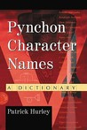 Pynchon Character Names: A Dictionary