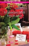 A Valentine's Wish  (Large Print)
