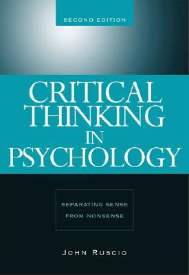 Read online Critical Thinking in Psychology: Separating Sense from Nonsense iBook by John Ruscio