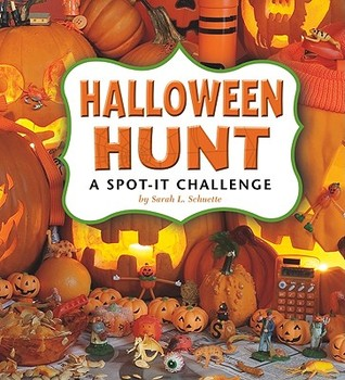 Free online download Halloween Hunt!: A Spot-It Challenge by Sarah L. Schuette MOBI