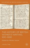 The History of British Women's Writing, 1610-1690: Volume Three