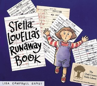 Stella Louella's Runaway Book