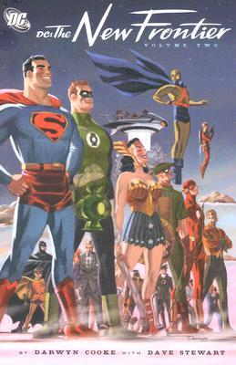 DC: The New Frontier, Vol. 2