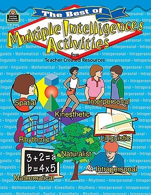 The Best of Multiple Intelligences Activities by Teacher Created Materials