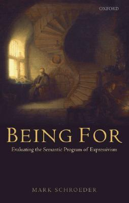 Being for by Mark Schroeder