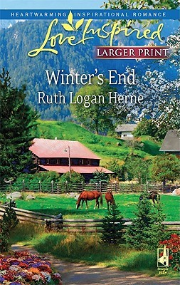 Winter's End (Steeple Hill Love Inspired (Large Print))