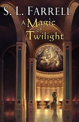 A Magic of Twilight (The Nessantico Cycle #1)