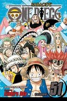 One Piece, Volume 51: The 11 Supernovas (One Piece, #51)