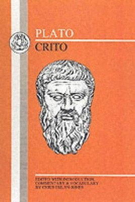"the choice of death in crito a book by plato This essay describes ""crito"" as a written work was created by plato and demonstrates the conversation between socrates and his fried crito."