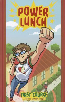 Power Lunch Book 1 by J. Torres