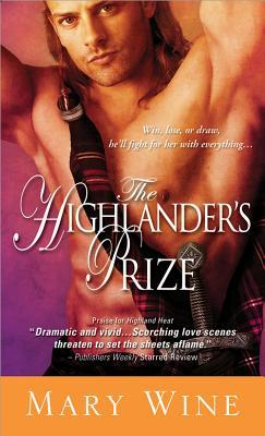 The Highlander's Prize (Highlander, #4)