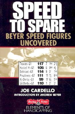 Speed to Spare by Joe Cardello