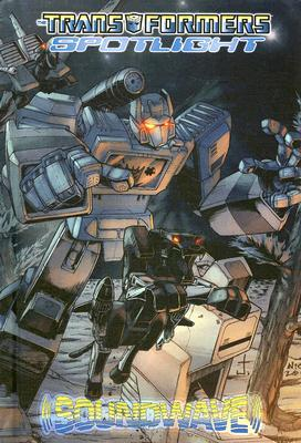 Transformers Spotlight by Simon Furman