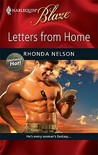 Letters from Home (Harlequin Blaze, #474) by Rhonda Nelson