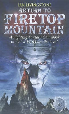 Return To Firetop Mountain Fighting Fantasy 50