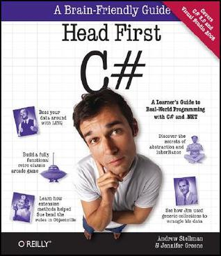 Head First C# by Andrew Stellman