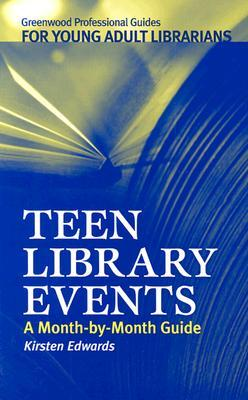Teen Library Events: A Month By Month Guide