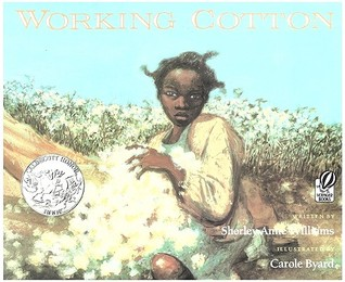 Working Cotton by Sherley Anne Williams