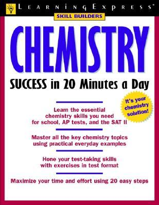 Chemistry Success in 20 Minutes a Day by Michael B. McGinnis