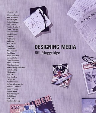 Designing Media [With DVD] by Bill Moggridge
