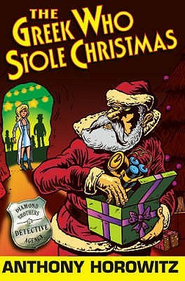 The Greek Who Stole Christmas (Diamond Brothers, #7)