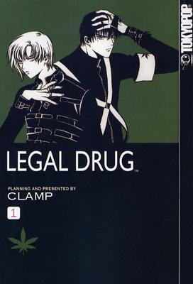 Legal Drug, Volume 01 by CLAMP