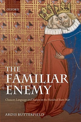 The Familiar Enemy by Ardis Butterfield