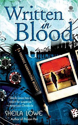 Written in Blood (Forensic Handwriting Mystery #2)