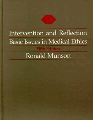 Intervention and Reflection by Ronald Munson