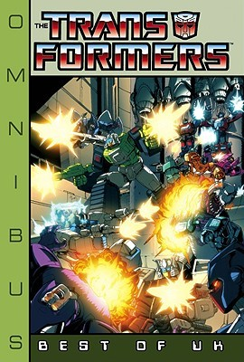 Transformers by Simon Furman