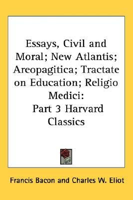 essays civil and moral bacon