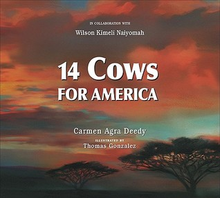 14 Cows for America by Carmen Agra Deedy
