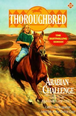 Arabian Challenge by Joanna Campbell