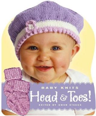 Knit Baby Head & Toes! 15 Cool Patterns to Keep You Warm by Gwen Steege