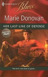 Her Last Line of Defense (Harlequin Blaze, #493) (Uniformly Hot!, #9)