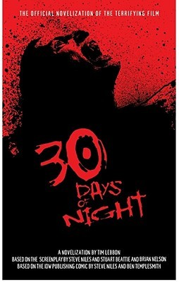 30 Days of Night by Tim Lebbon