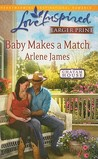 Baby Makes a Match (Steeple Hill Love Inspired))