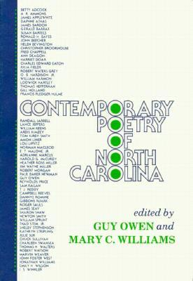 Contemporary Poetry of North Carolina by Guy Owen