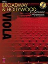 Broadway & Hollywood Classics: Viola: 12 Solo Arrangements with CD Accompaniment [With CD]