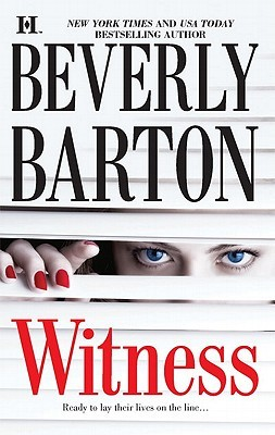 Witness by Beverly Barton