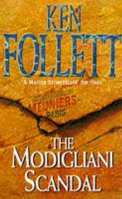 Modigliani Scandal by Ken Follett