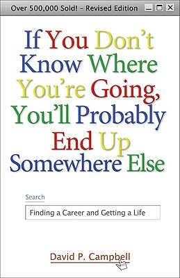 If You Don't Know Where You're Going, You'll Probably End Up ... by David P. Campbell