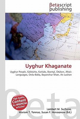 Uyghur Khaganate  by  NOT A BOOK
