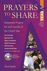 Prayers to Share, Year A: Responsive Prayers for Each Sunday of the Church Year