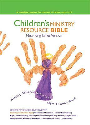 Holy Bible: Children's Ministry Resource Bible