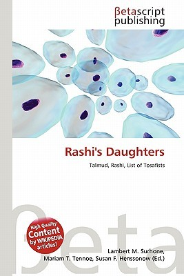 Rashi's Daughters by NOT A BOOK