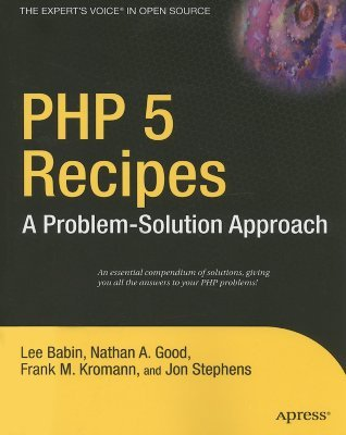 PHP 5 Recipes